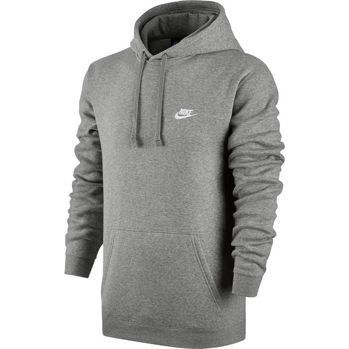 f200f391 Толстовка Nike Club Pullover Hoodie 804346-063 купить Украина