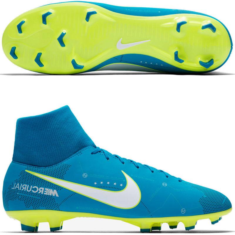 ee71ecc91 Бутсы Nike Mercurial Victory VI DF Neymar FG 921506-400. КОД ТОВАРА  921506- 400. Скидка. 921506-400