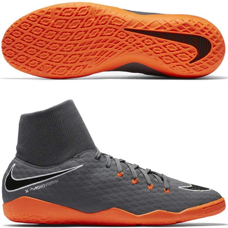 4e574fd0bf8b14 Футзалки Nike HypervenomX Phantom 3 Academy DF IC AH7274-081