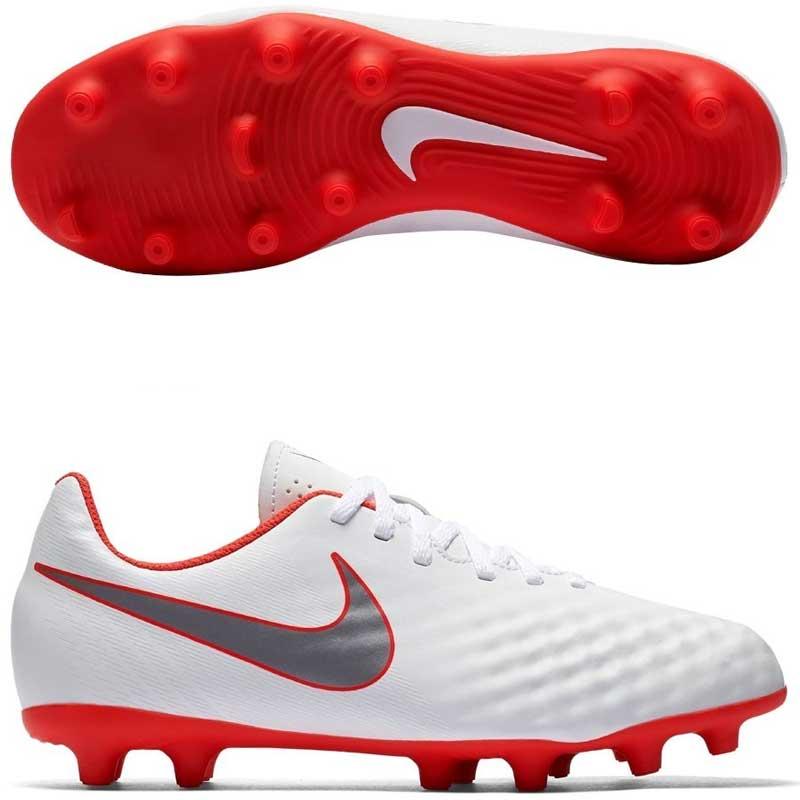feb1990f Футбольные бутсы : Бутсы Nike Magista Obra 2 Club FG Junior AH7314-107