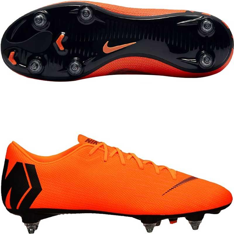 b969ff45 Бутсы Nike Mercurial Vapor 12 Academy SG-PRO AH7376-810. КОД ТОВАРА: AH7376- 810. Скидка. AH7376-810