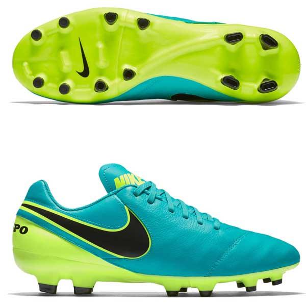 Купить бутсы Nike Tiempo Genio II Leather FG купить Харьков a95d4a235bc