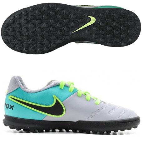 7d3c3791 Nike Tiempo Rio III TF JR 819197-003 купить детские сороконожки Nike ...